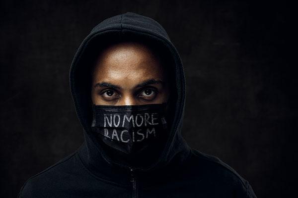 no more racism