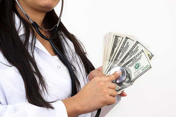 physician pay