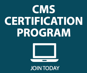 CMS Certification Program