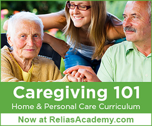 Caregiving 101: Home & Personal Care Courses