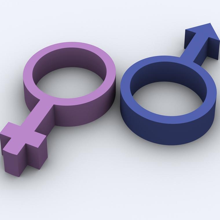 female and male symbols
