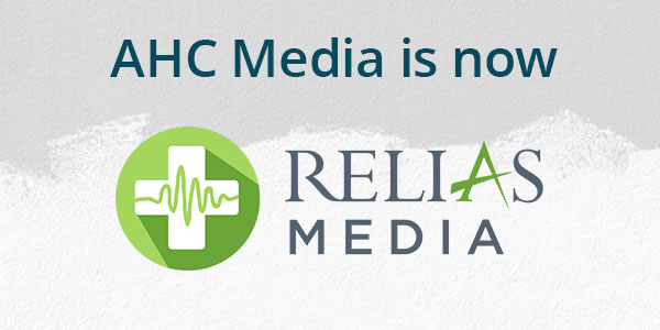 Welcome to Relias Media