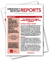 Emergency Medicine Reports Summit 2015