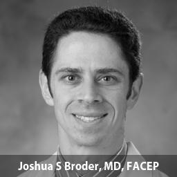 Joshua S Broder, MD, FACEP