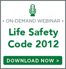 Life Safety Code Email Banner Vertical