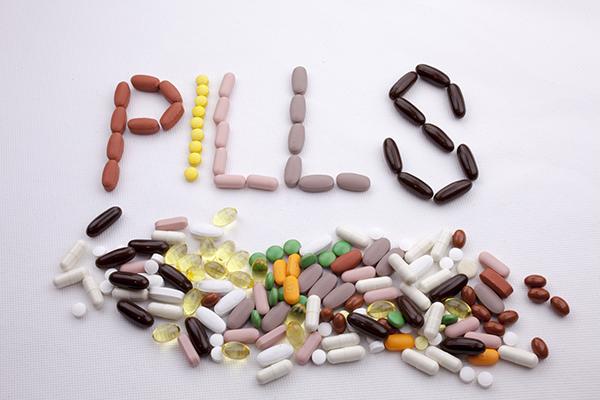 Pills Words