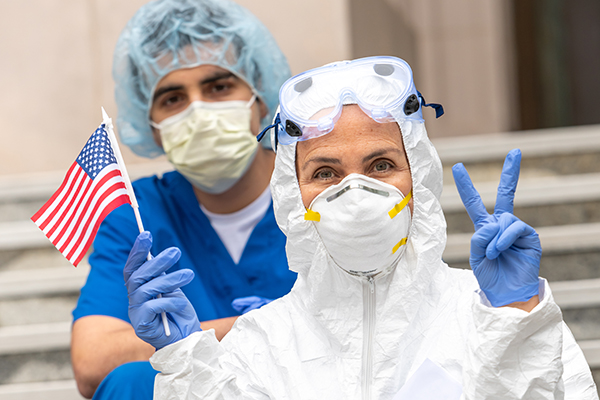 [UPDATED] U.S. Healthcare Orgs Back International Students
