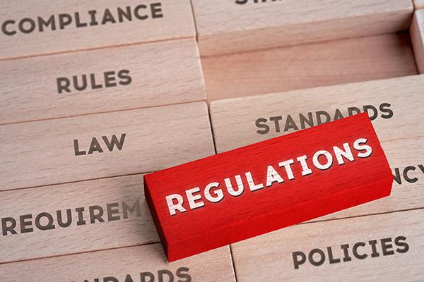 Regulation Blocks