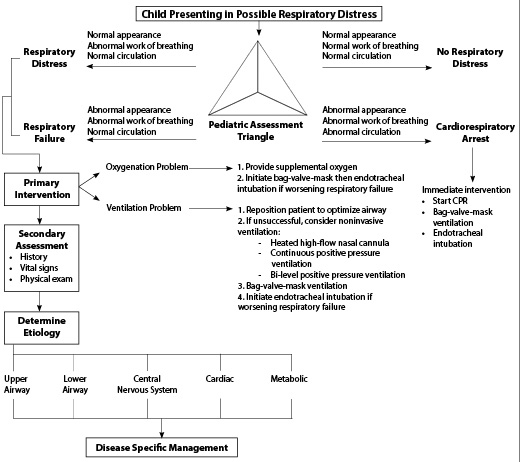 Respiratory Distress in Pediatric Patients | 2018-03-14