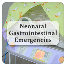 Neonatal Gastrointestinal Emergencies