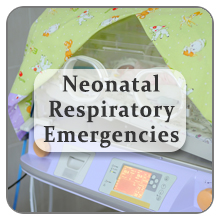 Neonatal Respiratory Emergencies