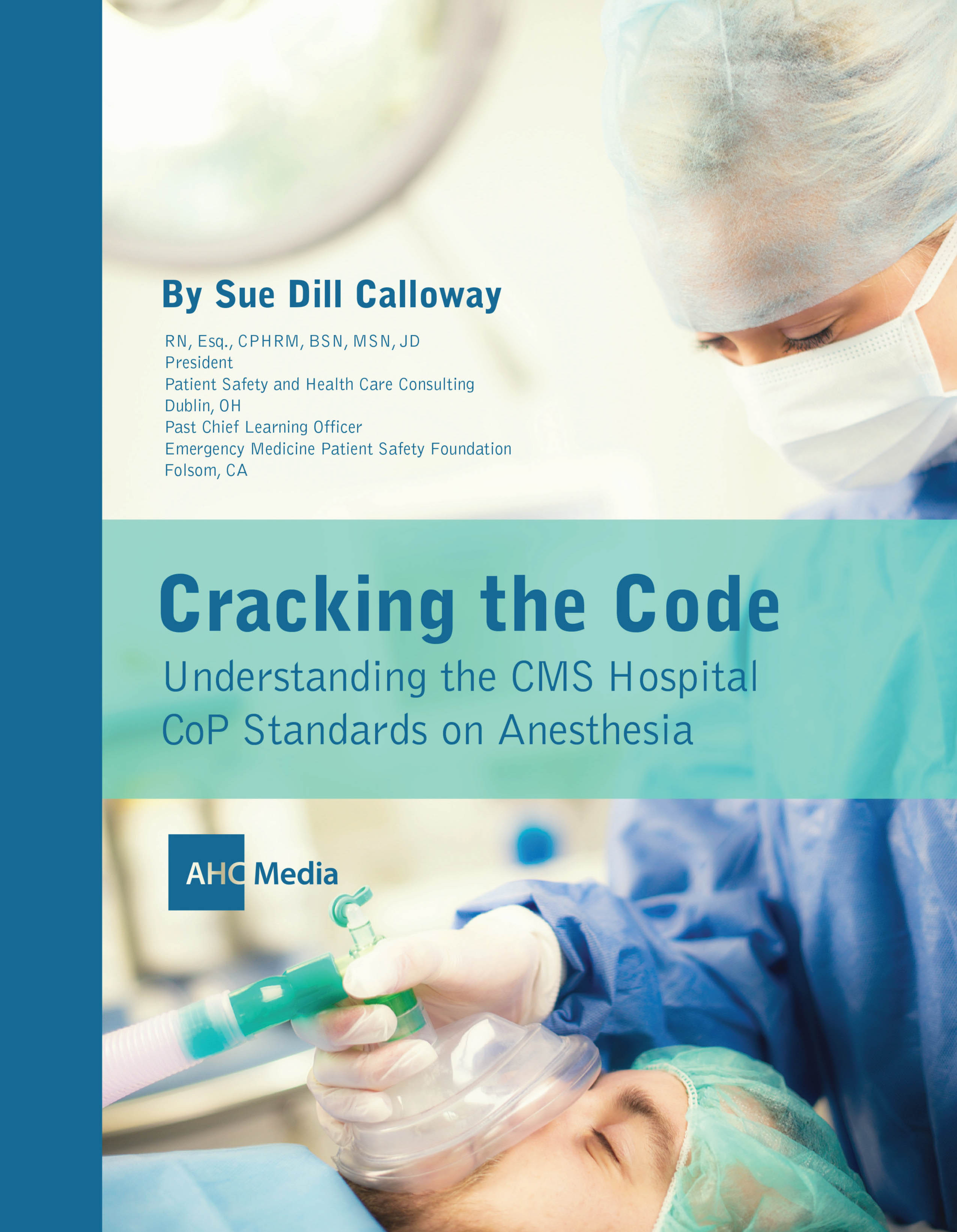 Cracking the Code: Understanding the CMS Hospital CoP Standards on Anesthesia