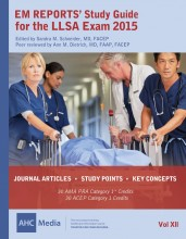 EM Reports' Study Guide for the LLSA Exam 2015