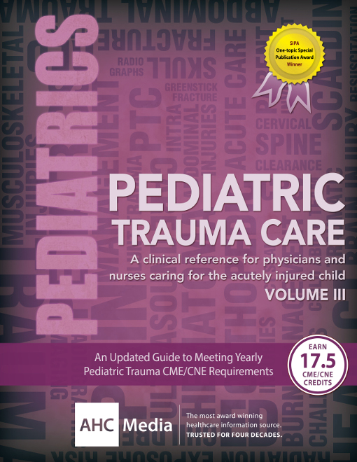 Pediatric Trauma Care III