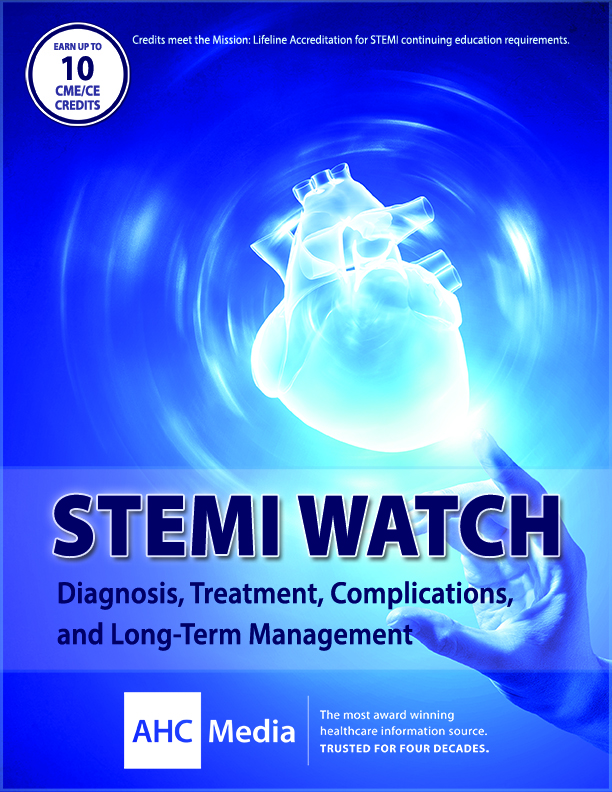 STEMI Watch: Diagnosis, Treatment, Complications, and Long-Term Management