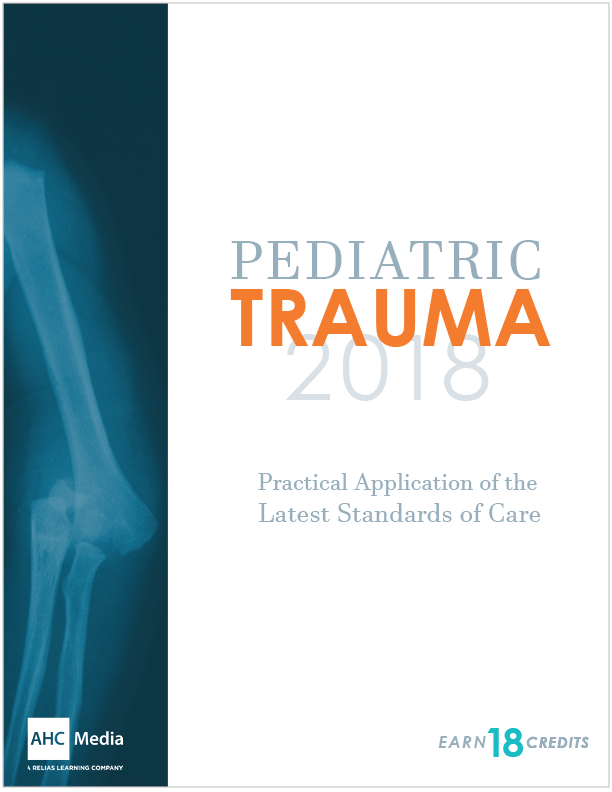 Pediatric Trauma 2018