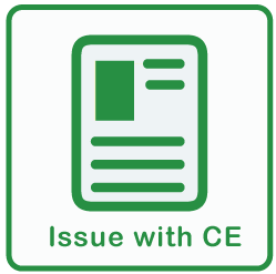 Issue with CME/CE