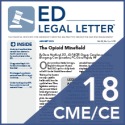 ED Legal Letter Online CME Subscription