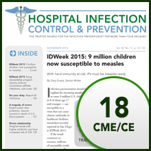 Hospital Infection Control & Prevention