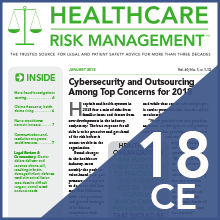 Healthcare Risk Management HRM