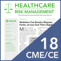 Healthcare Risk Management Online CME Subscription